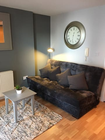 Immaculate 1 bed, City Centre apt.