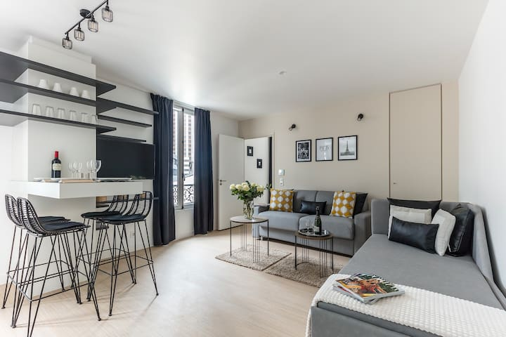 Luxury Apartment 5 Guests 301