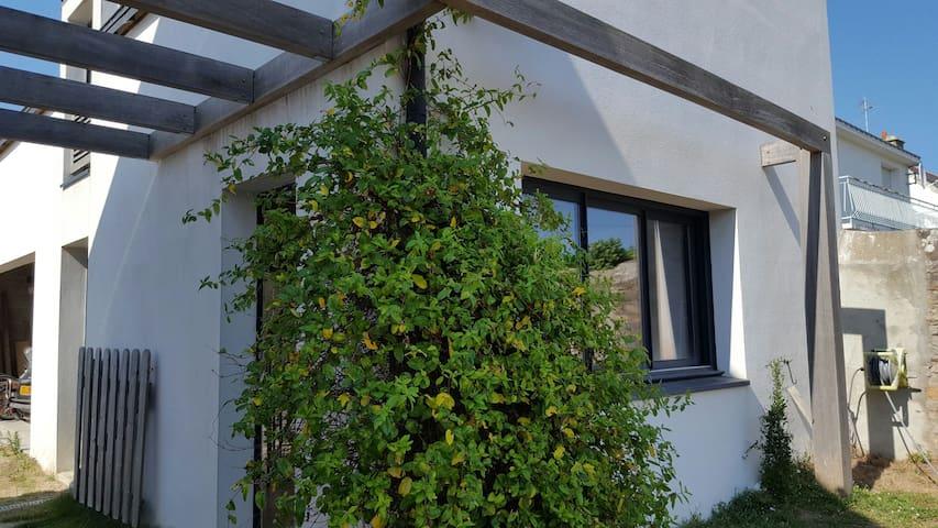 Duplex Saint Pierre Quiberon - Saint-Pierre-Quiberon - Apartment