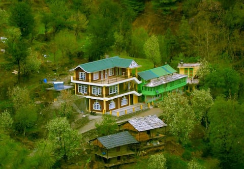 Tulsi Cottage - A simple Himachali Home, Tirthan