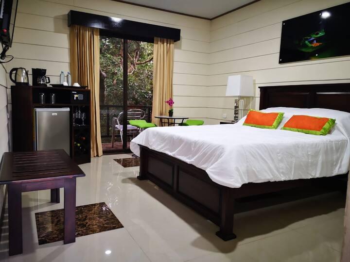 Red-Eyed Frog Room - Hotel Calathea (2 Personas)
