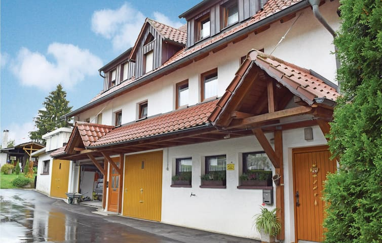 Semi-Detached with 2 bedrooms on 90 m² in Alpirsbach/Römlinsdorf