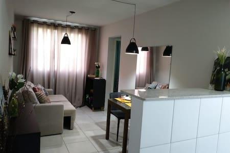 Apto mobiliado dois quartos proximo shop Iguatemi