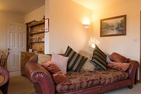 Homely, two bed, spectacular views! - Looe - Dům