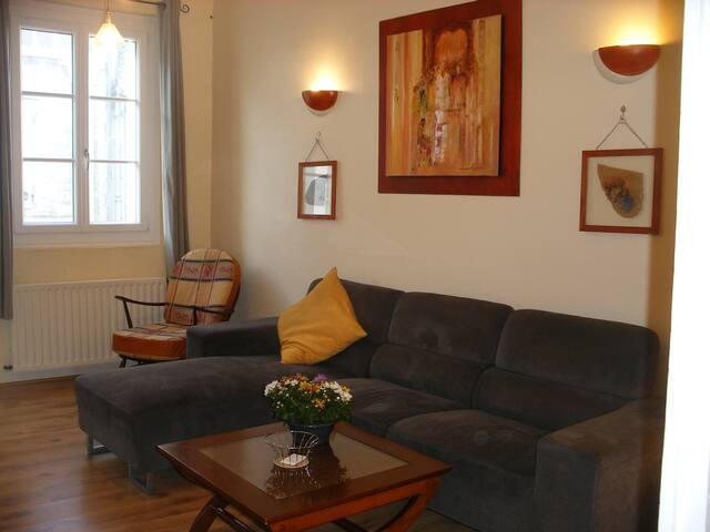 le Fenêt 70m2 house in Saumur town center