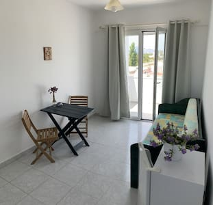 🌞 Spacious apartment with beautiful views of Kos!