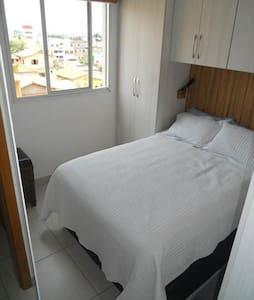 Cobertura Duplex 2qrts c/ vista da Serra do Curral - Contagem - 公寓