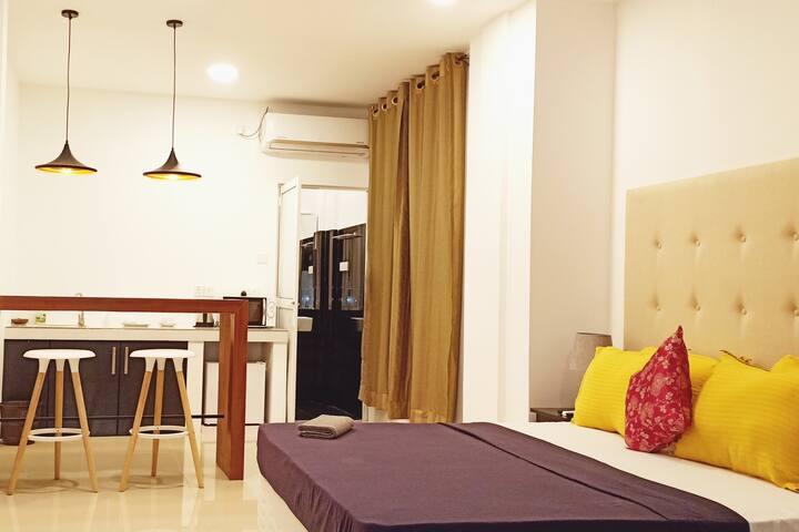 The Loft Colombo - Comfort Single Room