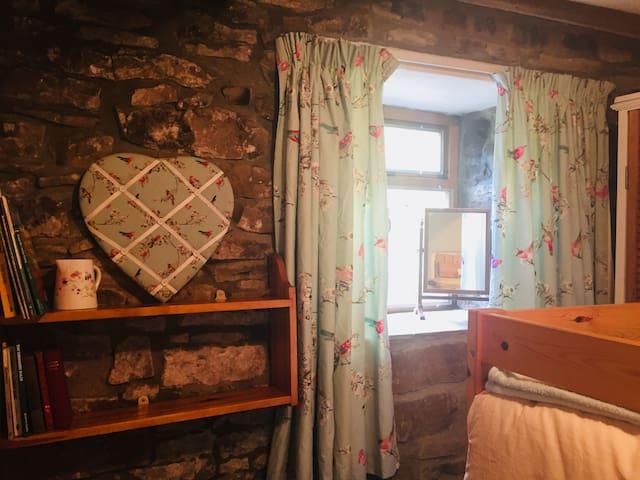 Lupin Cottage in Gunnerside, Swaledale