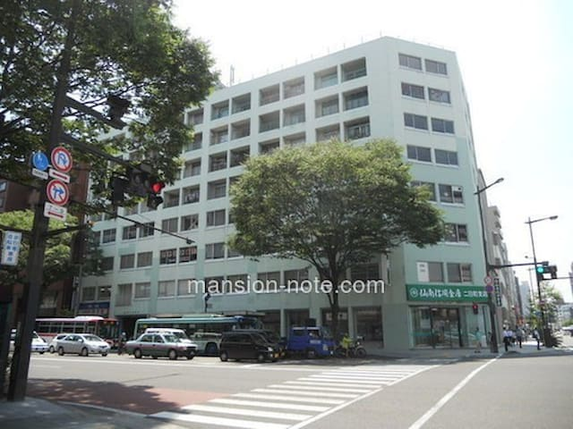 In the middle of Sendai city - Aoba-ku, Sendai-shi - Appartement