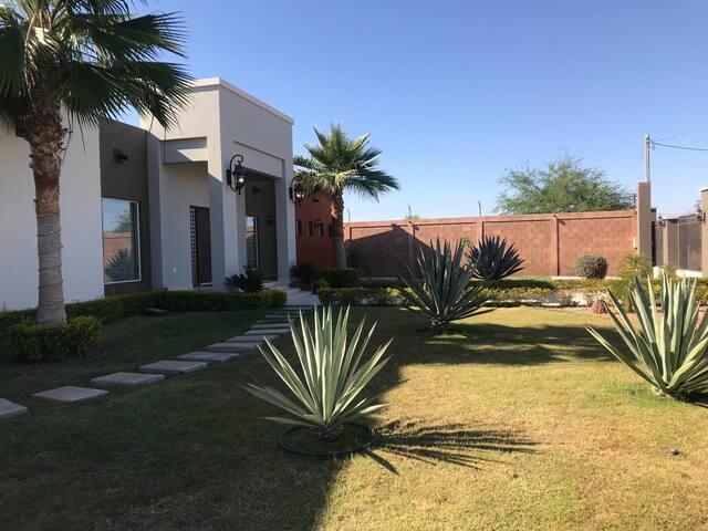 Hacienda del real