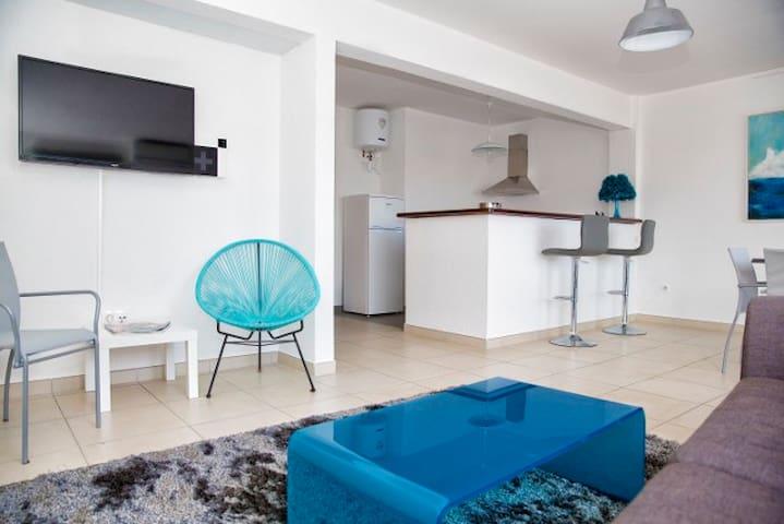 Appartements T2 ou T3 / tout équipé / Centre Ville - Cayenne - Flat