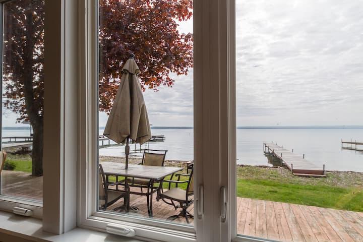 Emery Rise on Seneca Lake- Waterfront Escape