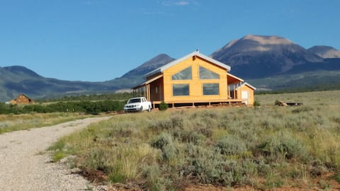 New Cabin past Old Lasal - 40 miles from Moab