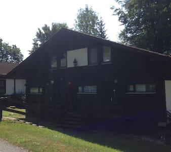Ferienwohnung im Chiemgau/Vorauf - Lyxvåning