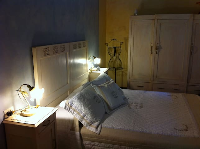 Accommodation in a Triple Room - Bèrgam - Bed & Breakfast
