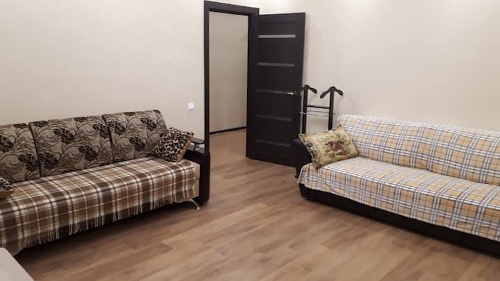 Уютная квартира в новостройке