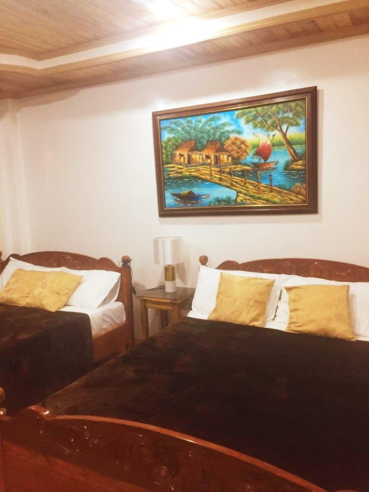 Villa Marii - Cozy Room #3: Free Breakfast for 2