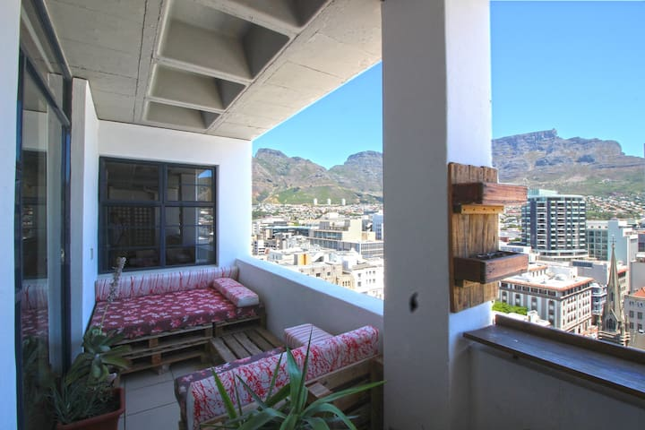 Stunning Penthouse In The Heart Of The Mother City - Cape Town - Apartment