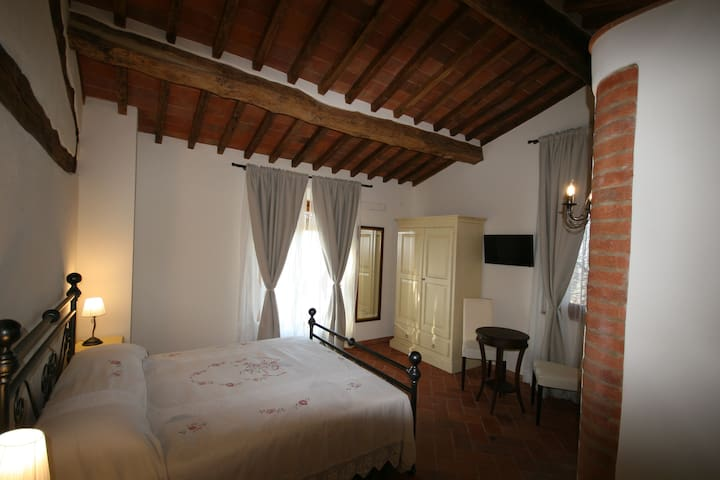 One of the bedrooms (number 1)