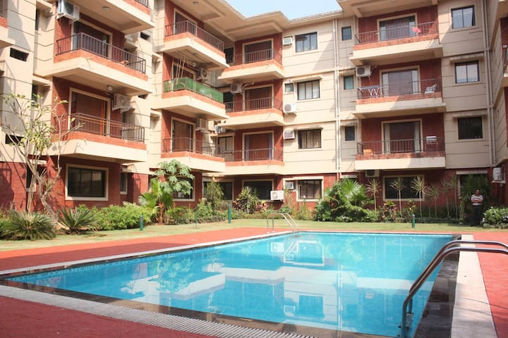 Furnished Apartment Grd Flr., Calangute, North Goa