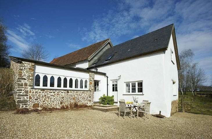 Woodland Cottage (Devon) - Romansleigh, South Molton