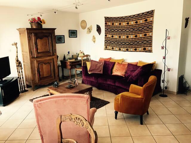 Appartement 80 m2 Sorgues (84) - Sorgues