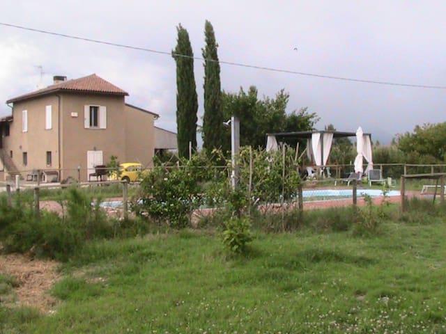 Montefalco terra di vino - Montefalco - Apartment