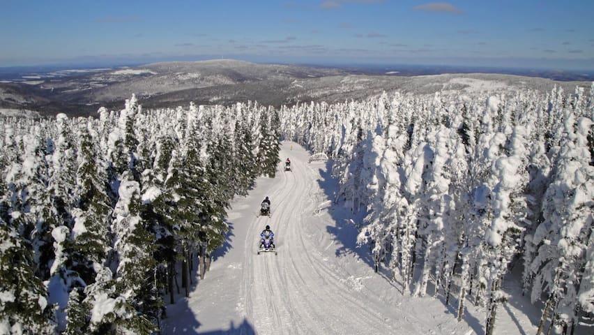 Découvrez le Saguenay Lac Saint-Jean