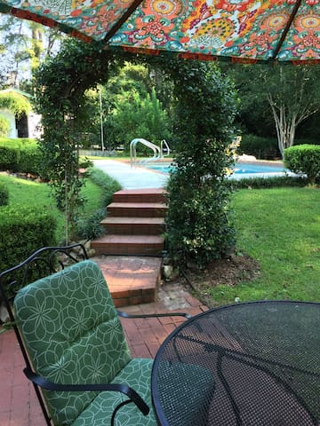 English Garden Oasis @ Midtown/Close to FSU/TMH