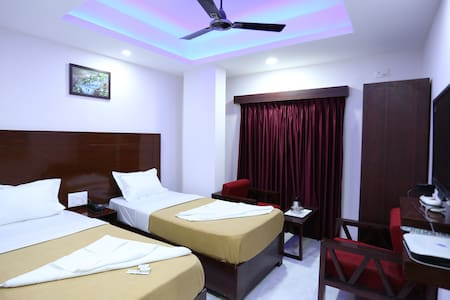 Hotel R R International - Bengaluru - Hotel butik