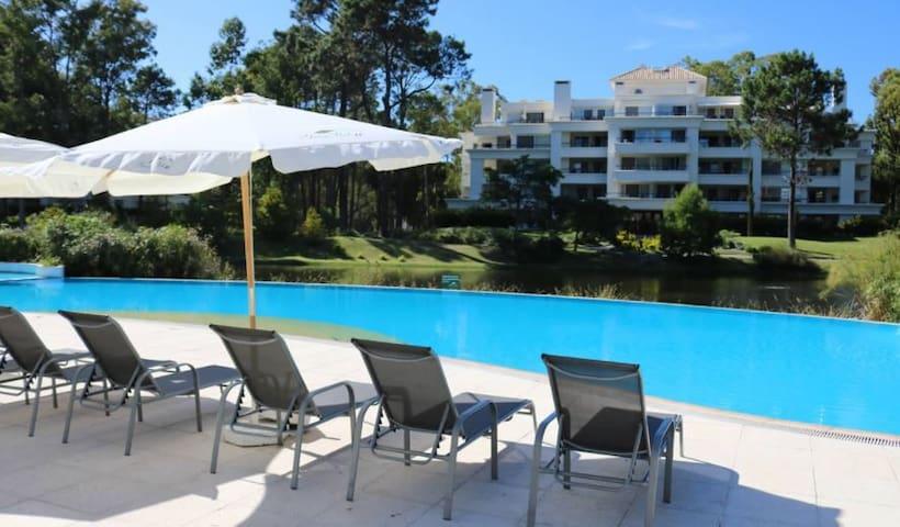 Luxury Apartamento Monoambiente AMPLIO Green Park