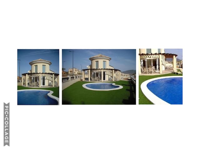 Beautiful 3 Bed 2 Bathroom Villa with Private Pool - Murcia - Villa