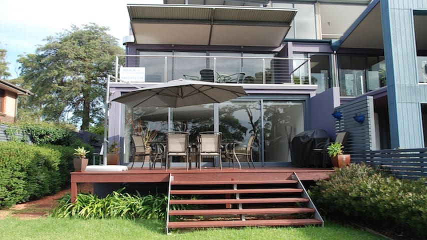 'Aquila' boutique beachfront apartment - Huskisson - Pis