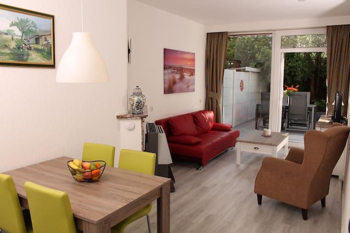 App 1 Scheveningen, strand 800m -   Scheveningen - Appartement