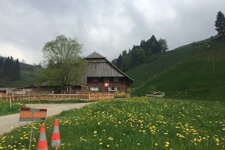 Kunz's Farm House @ the Swiss Alps for 6 persons +