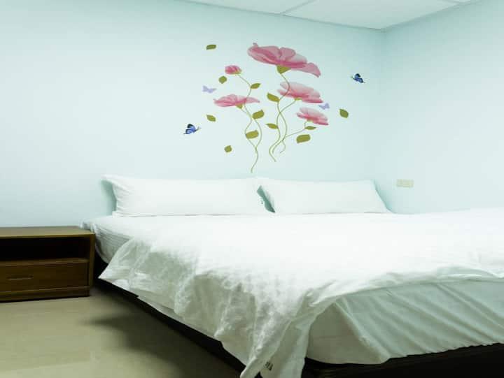 溫馨經濟雙人房-帶私人衛浴