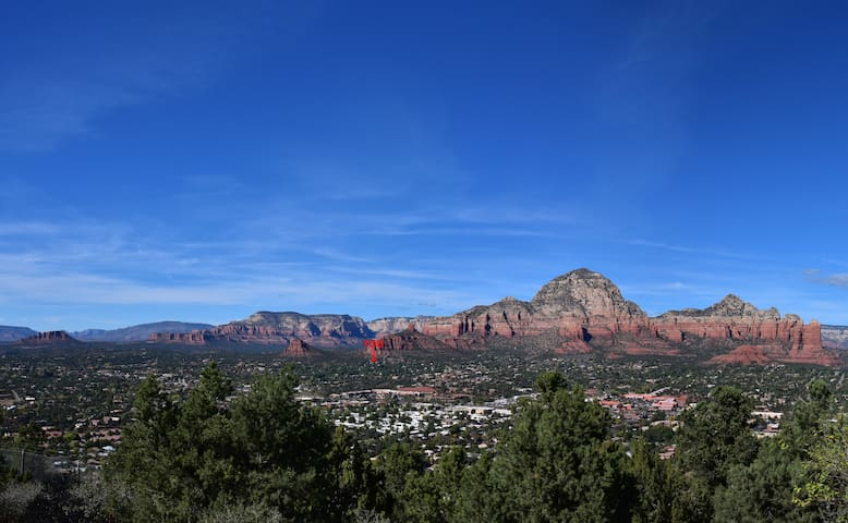 Cozy apartment next to Thunder Mtn trail head - Sedona - Apartment