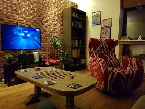 Spacious apartment in the heart of Dublin city