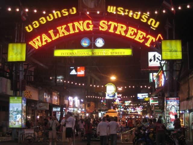 Pattaya Walking Street, Money House 🏖