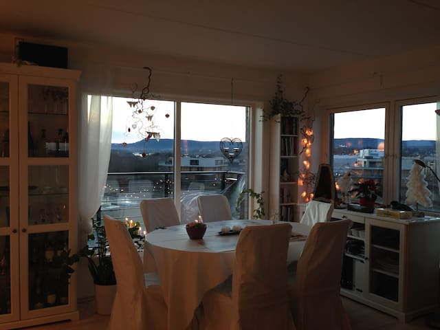 Room by the sea, right outside Oslo - Bærum - Flat