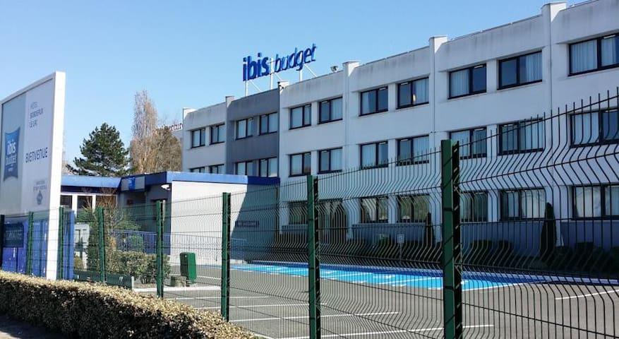 Partage chambre hotel Ibis Bordeaux - Bordeaux - Boutique-hotell