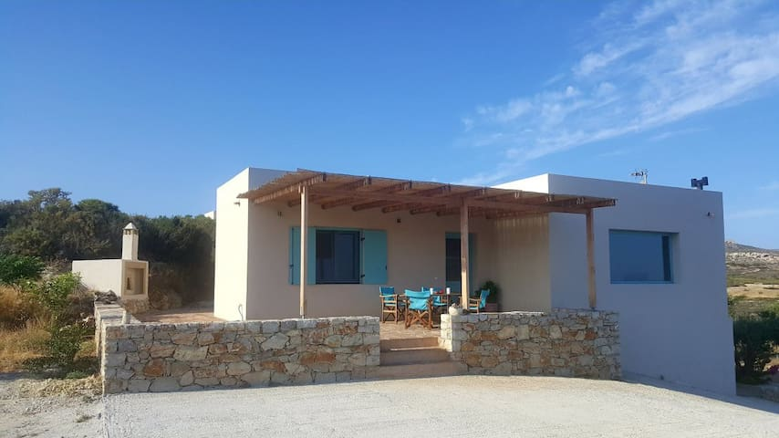 Angalia Spiti Holiday Home on Kythera (Paleopoli)