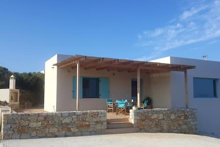 Angalia Spiti Holiday Home on Kythera (Paleopoli)
