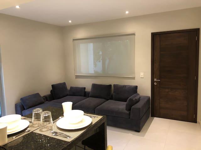 Apartamento Playacar-Akab