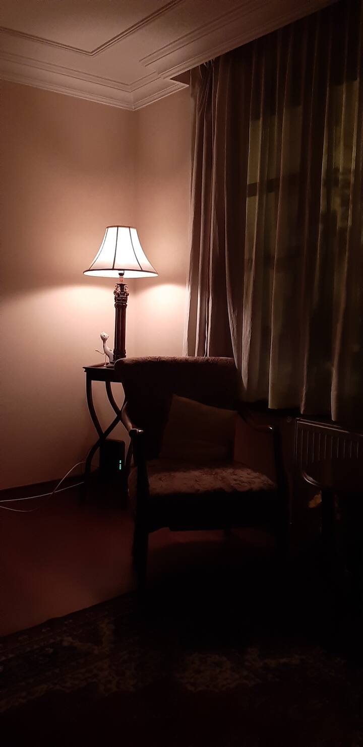 COMFORTABLE PRIVATE ROOM IN THE HEART OF ANKARA
