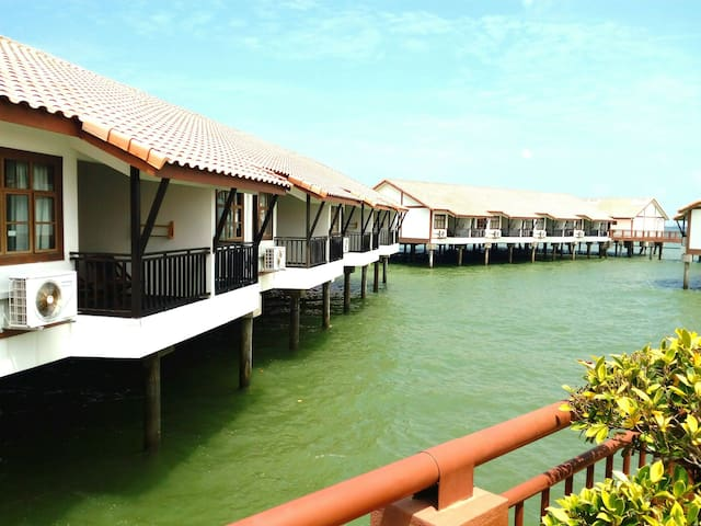 Lexis Premium Water Chalet Port Dickson