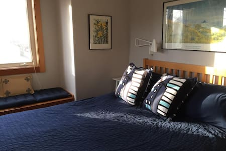 Blue Sky Suite - Harrison Street Inn - Cannon Beach
