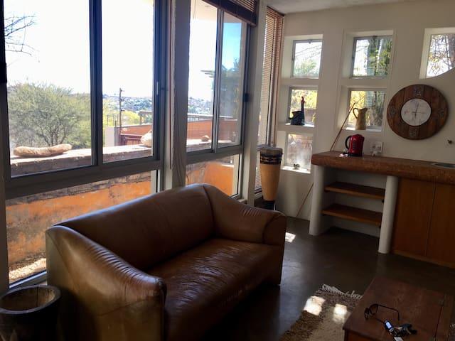 Windhoek Studio apartment at family home