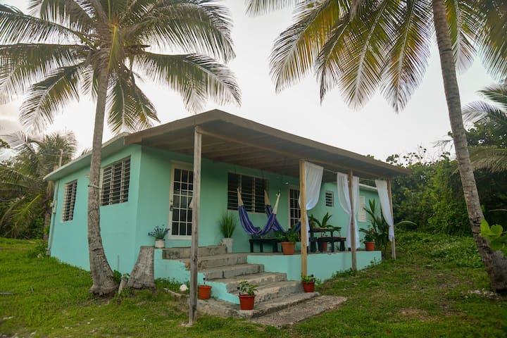 Isla Oasis PR - La Posita Beach